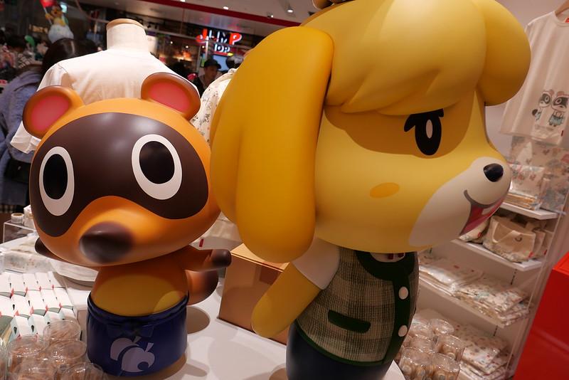 Mamekichi Tsubukichi Shizue Animal Crossing