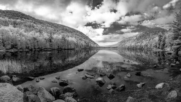 Bubble Pond, Acadia National Park 1