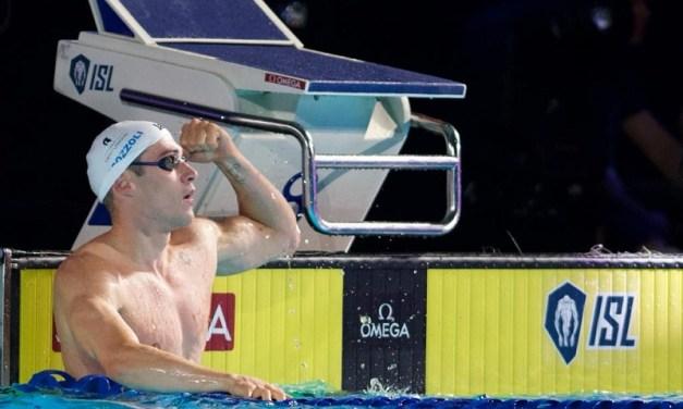"""Intervista a Fabio Scozzoli dalla """"bolla"""" ISL di Budapest"""