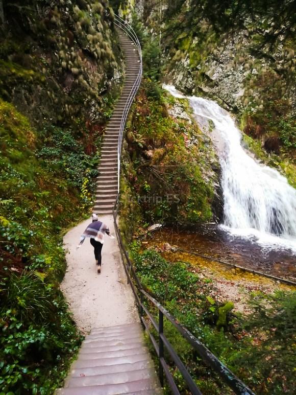 Cascada de Allerheiligen -Imprescindibles de la Selva Negra_ClickTrip