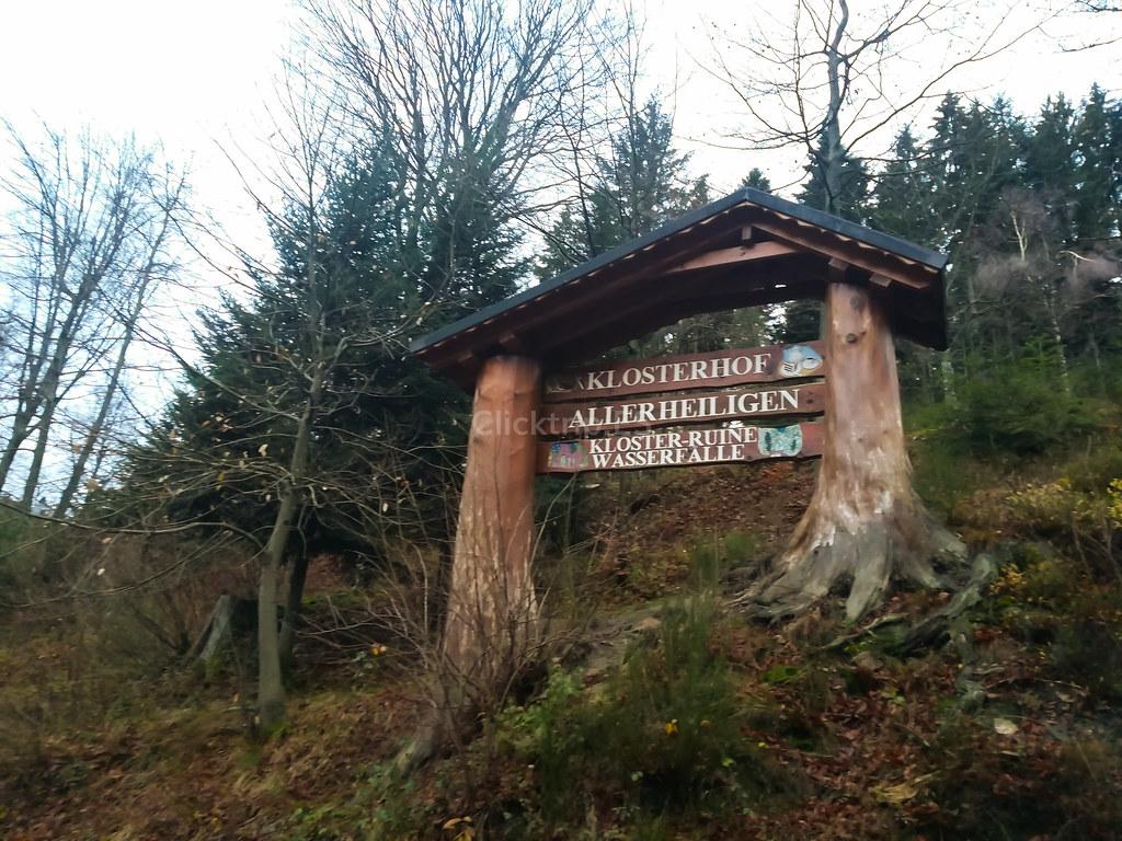 Cómo llegar al Monasterio de Allerheiligen - Selva Negra turismo_ClickTrip