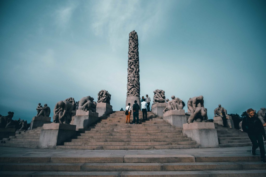 The Monolith at Frogner Park