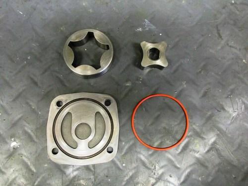 New Oil Pump Parts