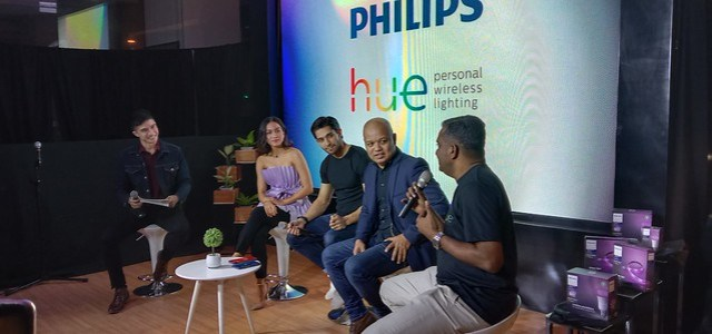 Philips Hue event