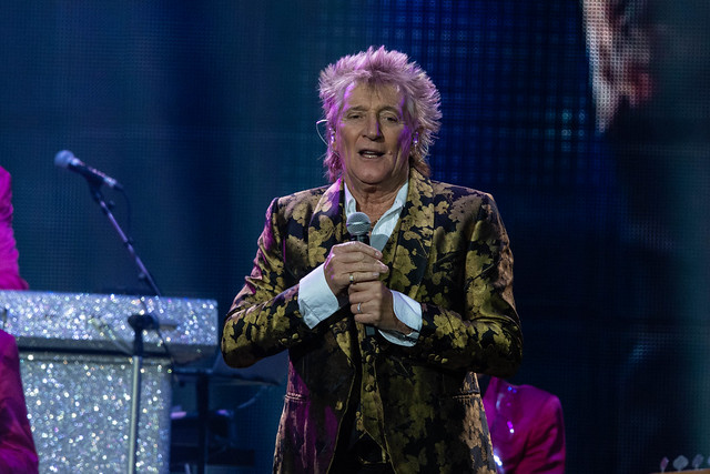 Rod Stewart - SSE Hydro Glasgow 28th November 2019