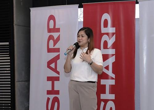 Sharp Philippines Amor Golifardo