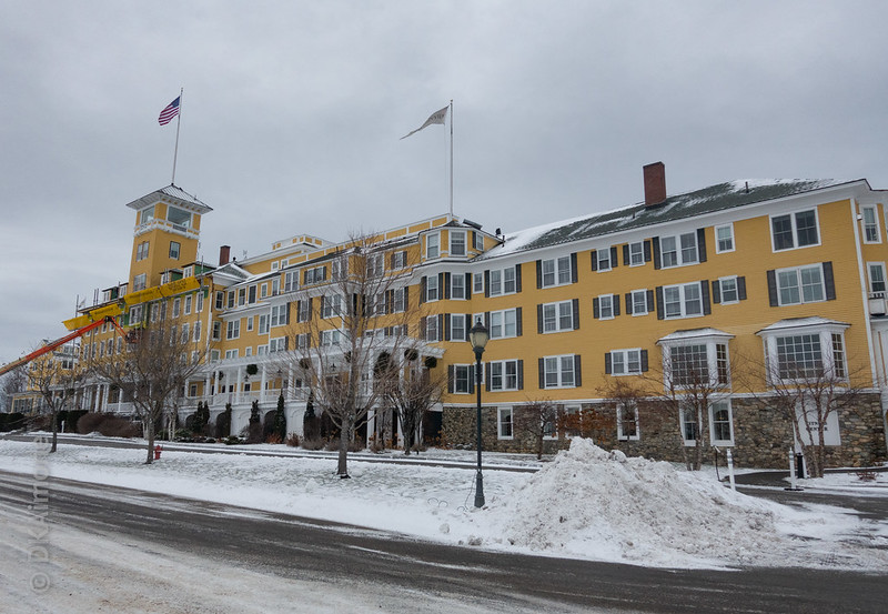 Mountain View Grand Hotel, NH