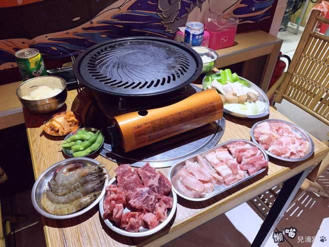 大神燒肉夜食