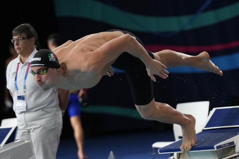 EuroSwim 2019 Glasgow | Seconda giornata positiva per gli azzurri, staffetta out