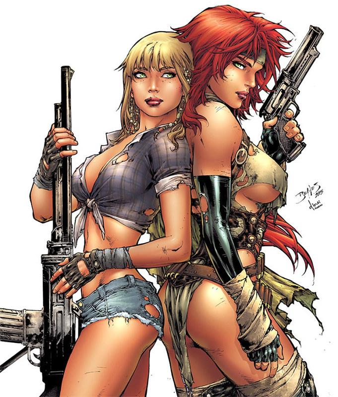 Nina i Ariel - Benes