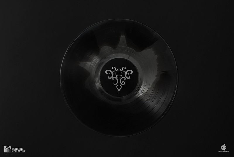 Collections de piano Hollow Knight - Vinyle