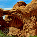 Double Arches - Panorama, Arches Nationalpark, Utah