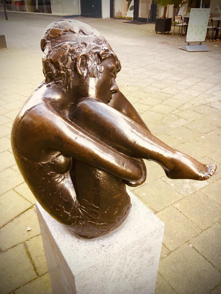 Rotterdam Daily Photo: Ballerina balance