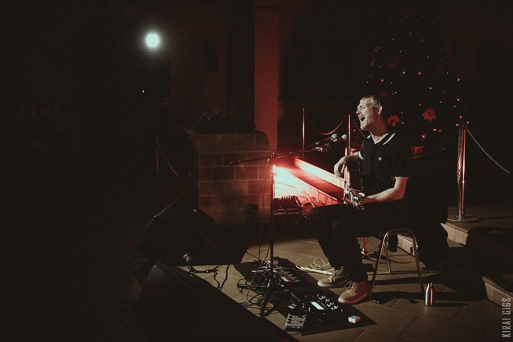Matt Elliott - Live at St.Pauls Kirche, Odessa (07.12.2019]