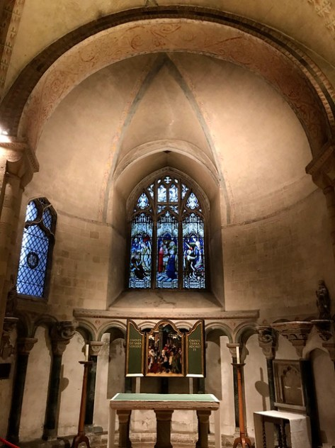 Norwich Cathedral: Jesus Chapel