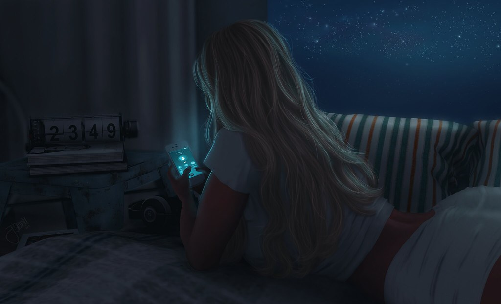 Late night talk