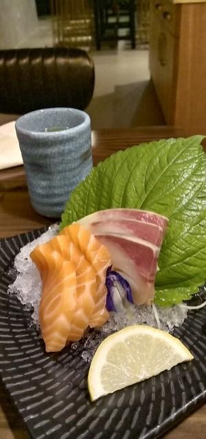 Sen-Ryo sashimi