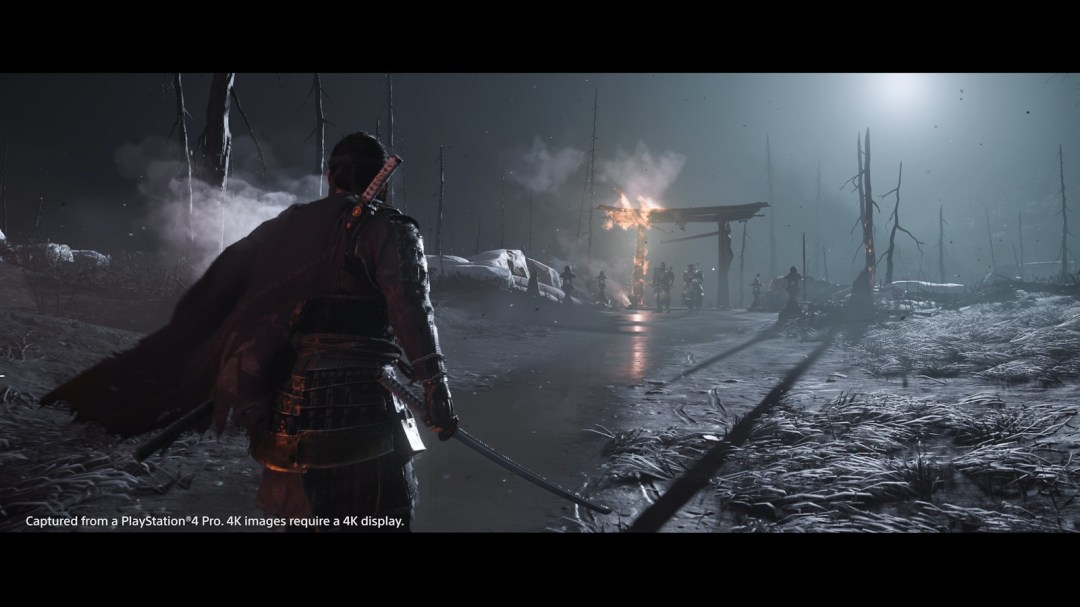 Ghost of Tsushima Release Date Trailer 7