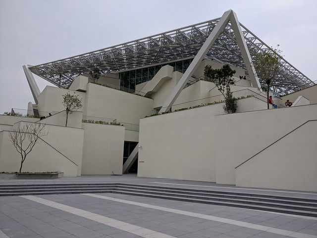 Tainan Art Museum Building 2