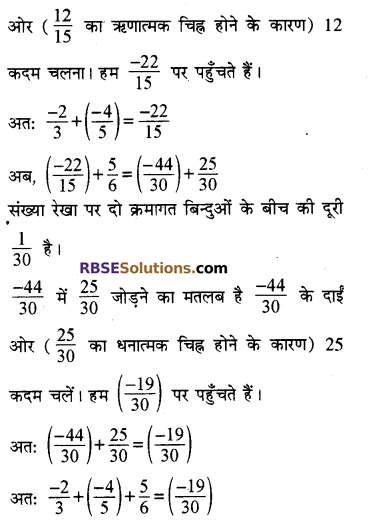 RBSE Solutions for Class 8 Maths Chapter 1 परिमेय संख्याएँ Ex 1.1 q1f