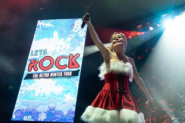 Sonia - Lets Rock Retro SSE Hydro Glasgow 11th December 2019