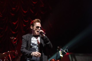 The Jerico Lets Rock Retro SSE Hydro Glasgow 11th December 2019