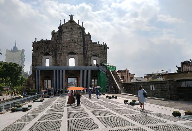 大聖堂 裏側