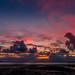Sunset over Foehr