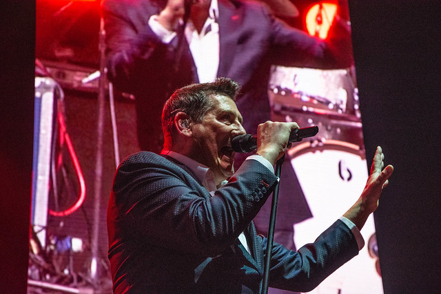 Tony Hadley - Lets Rock Retro SSE Hydro Glasgow 11 December 2019