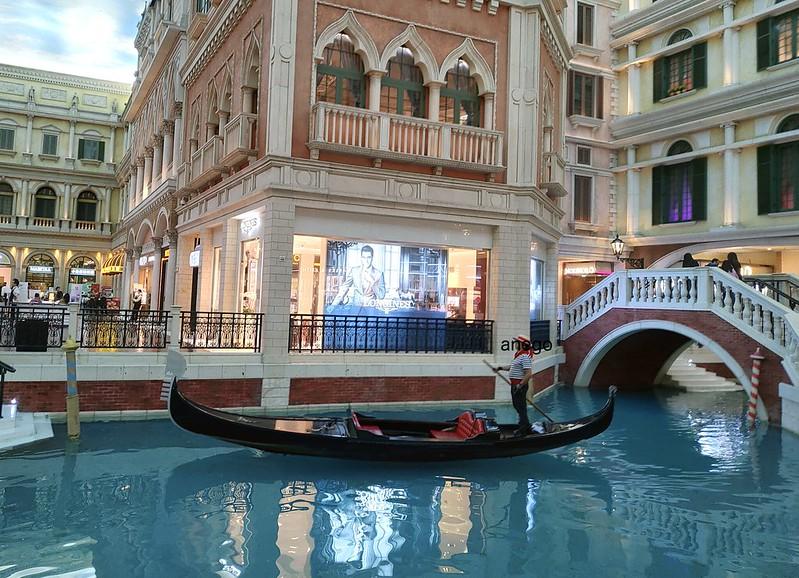ベネチアン 運河
