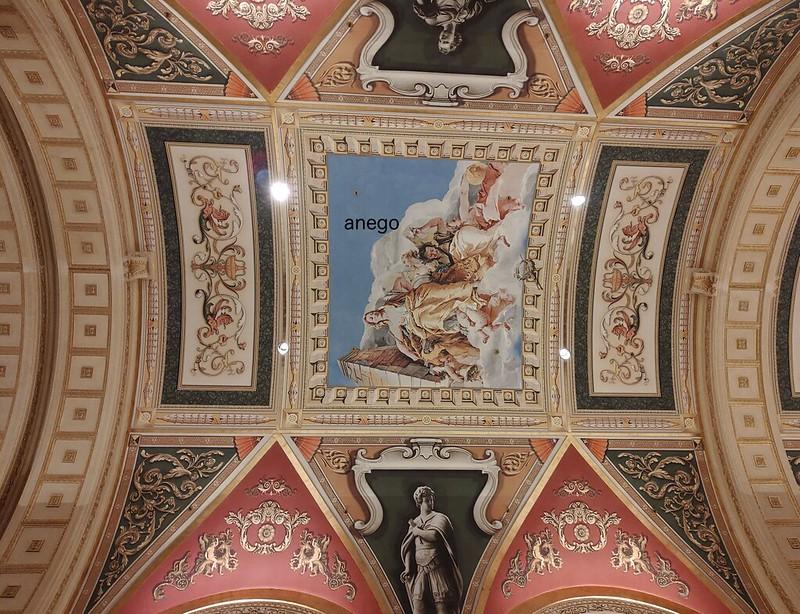 ヴェネチアン 天井