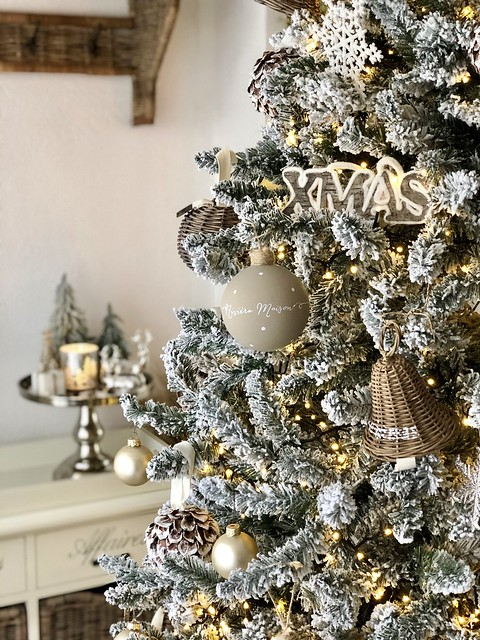 Riviera Maison kerstboom kerstballen