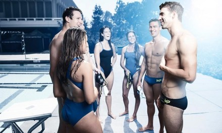 MP Michael Phelps lancia la piattaforma online Phelps Test Team