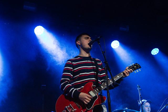 The Illicits - Barrowland Glasgow 17th December 2019