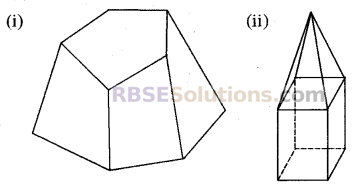 RBSE Solutions for Class 8 Maths Chapter 8 ठोस आकारों का चित्रण Additional Questions Q3