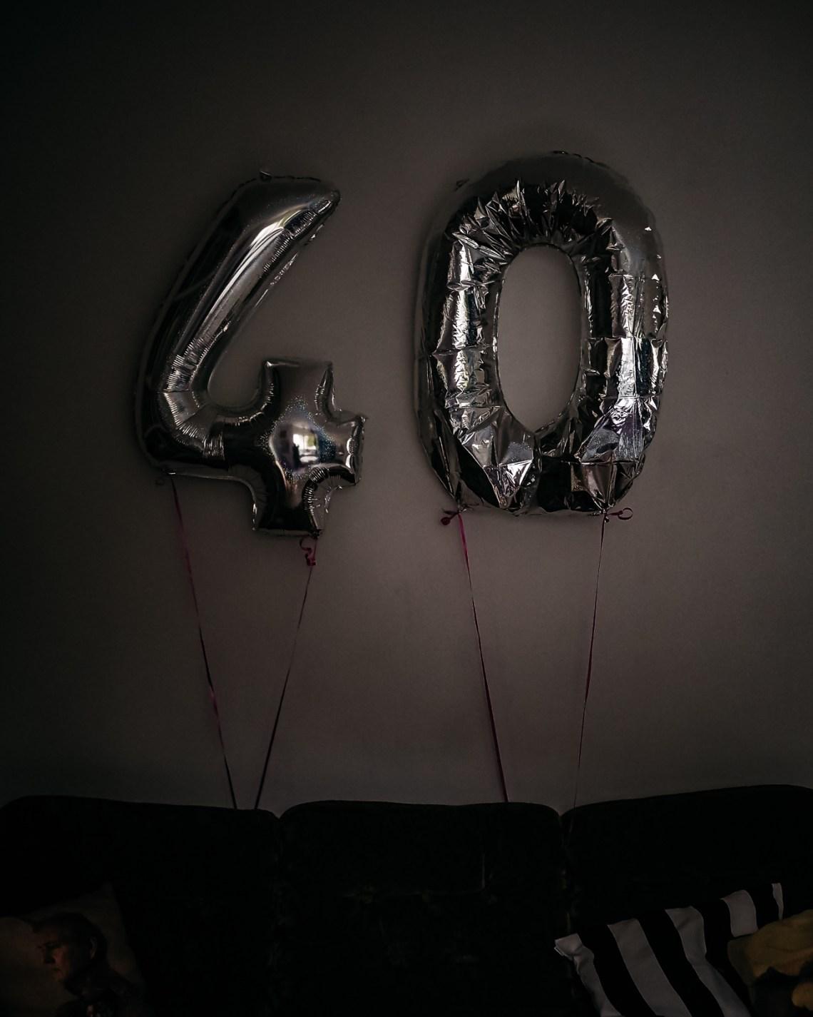40 vuotisjuhlat