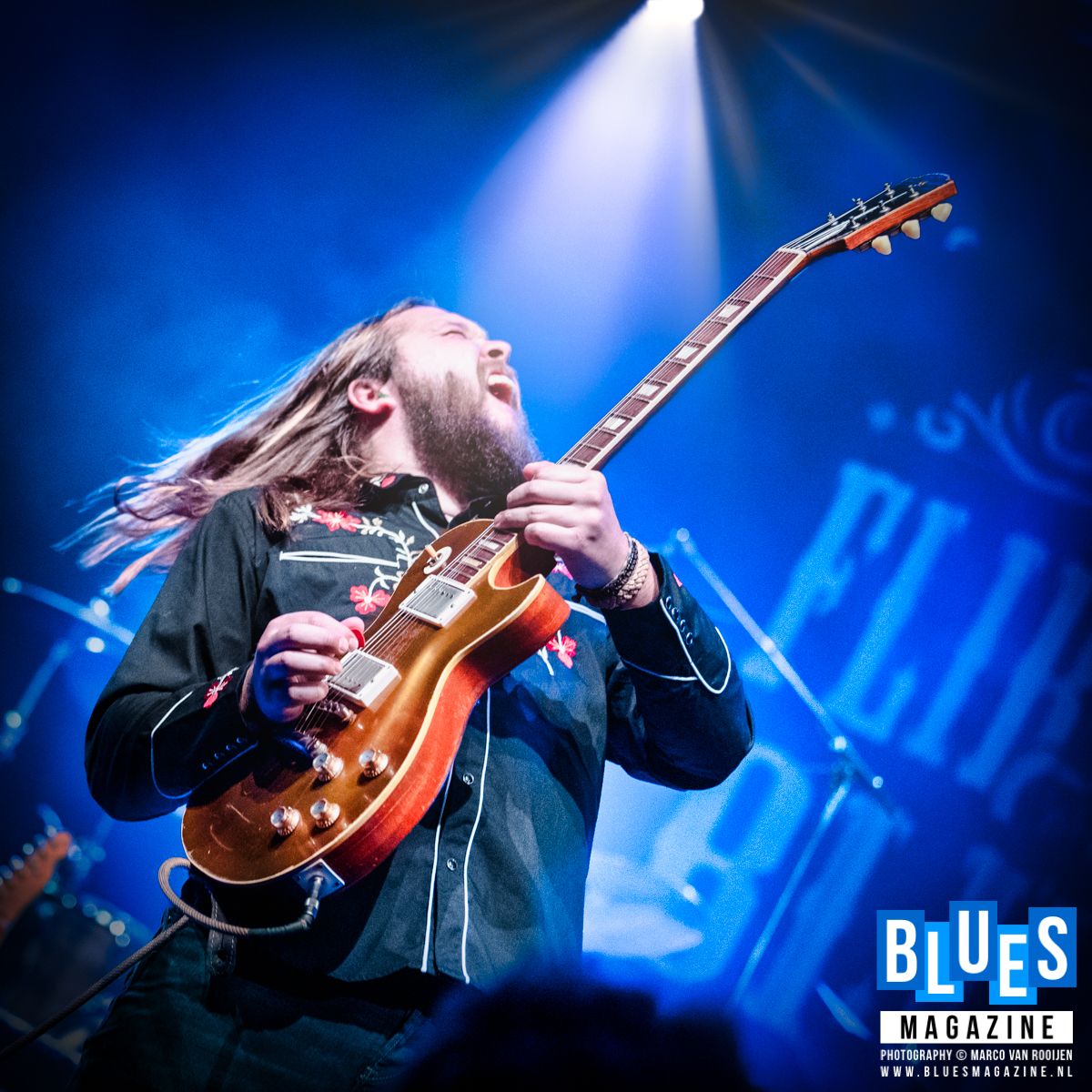 Leif de Leeuw Band @ Flirting with the Blues 2019