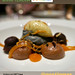Steadfast NoStigmas Charity Dinner | Chocolate Cream, Puffed Rice, Wild Rice Ice cream | Chris Teixeira | Steadfast