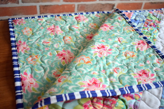 Ruth's Birthday Quilt