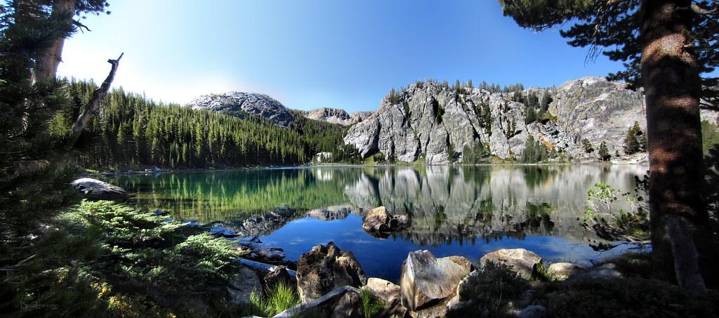 Rosalie Lake - John Muir Trail
