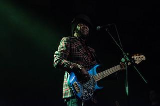 Dan Reed Network - The Big 3-0 Tour Barrowland Glasgow 21st December 2019
