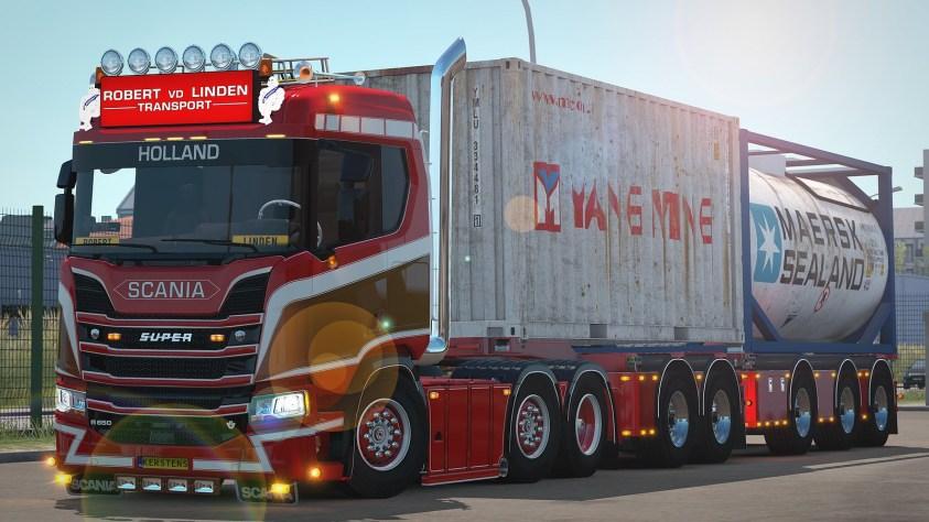 Robert van der Linden R650