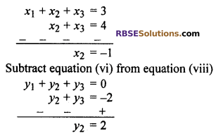 RBSE Solutions for Class 10 Maths Chapter 9 Co-ordinate Geometry Miscellaneous Exercise 31