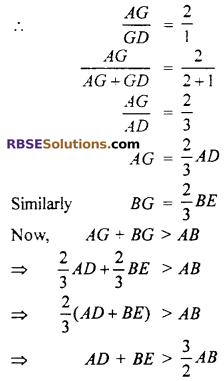 RBSE Solutions for Class 10 Maths Chapter 10 Locus Ex 10.2 6