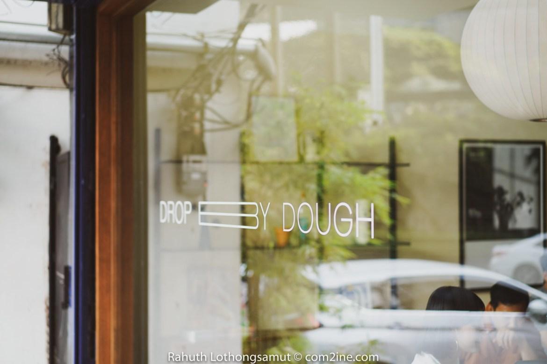 Drop by dough