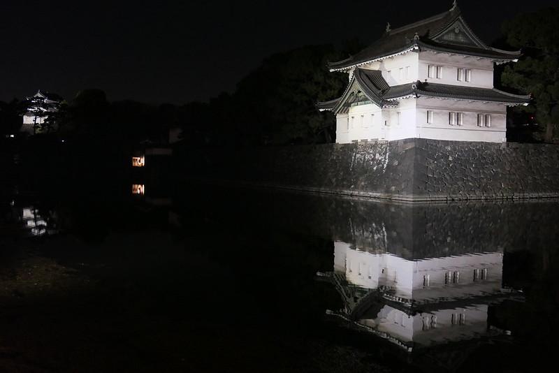 江戸城 桜田巽櫓 富士見櫓