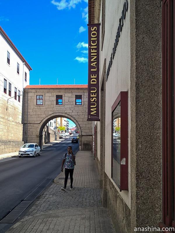 Ковильян, Португалия, университет