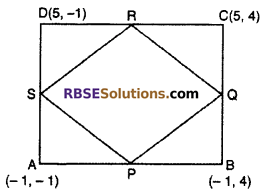 RBSE Solutions for Class 10 Maths Chapter 9 Co-ordinate Geometry Additional Questions 47