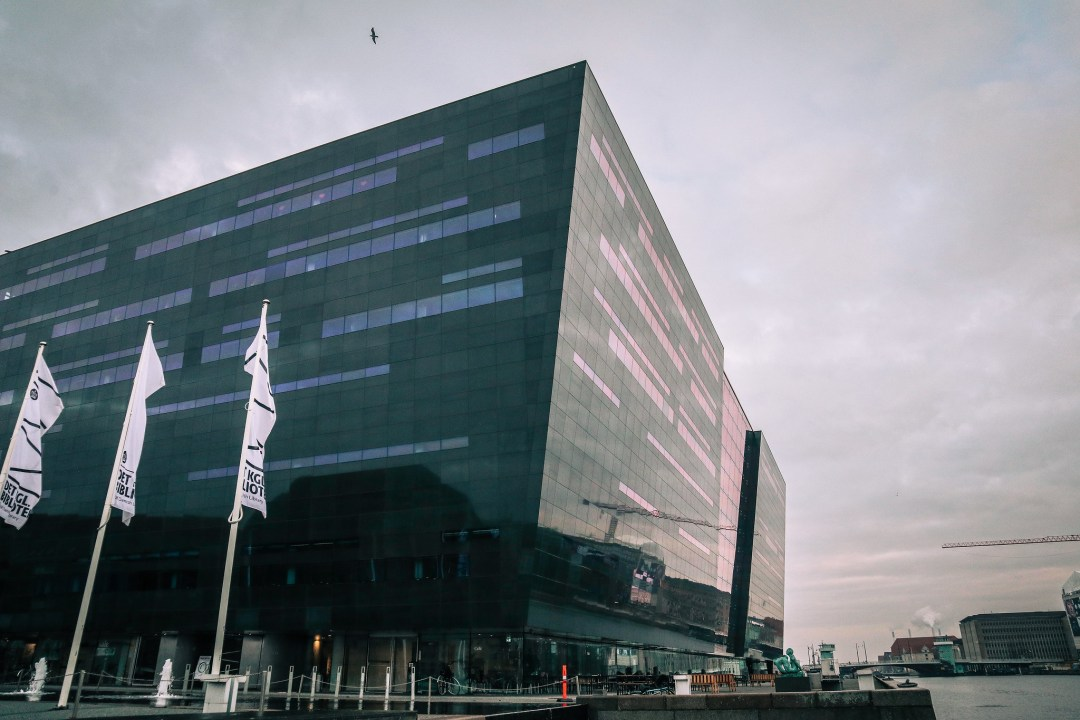 Royal Library of Copenhagen, the Black Diamond