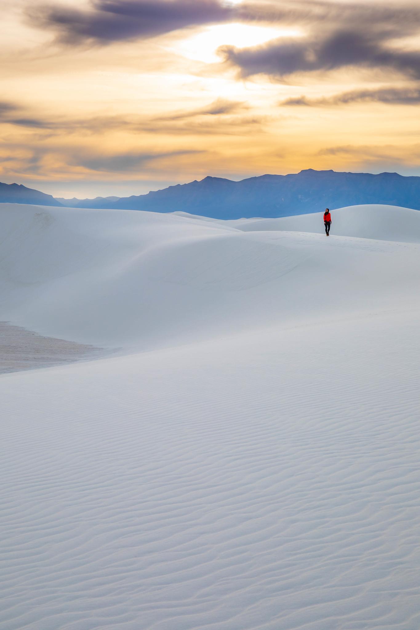 12.23. White Sand Dunes National Park